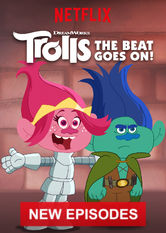Trolls: The Beat Goes On! Netflix ES (España)